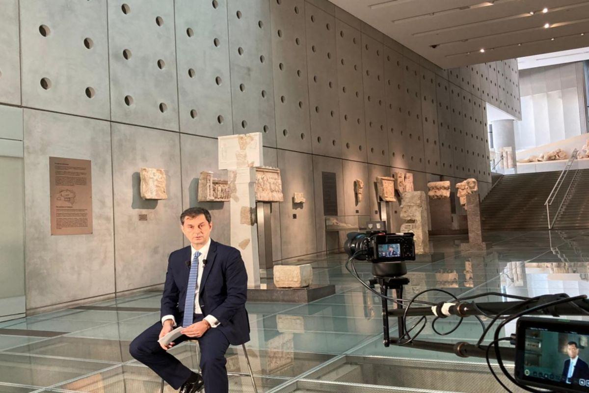 New York Times για τουρισμό: Αυτό είναι το σχέδιο της Ελλάδας