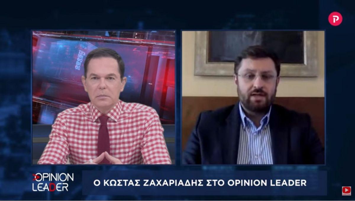 Κώστας Ζαχαριάδης στο pagenews.gr: Για τις δημοσκοπήσεις των τελευταίων ημερών