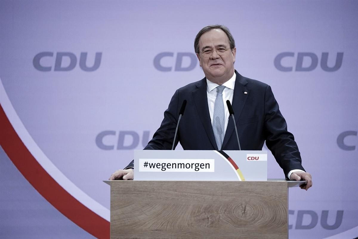 Γερμανία CDU