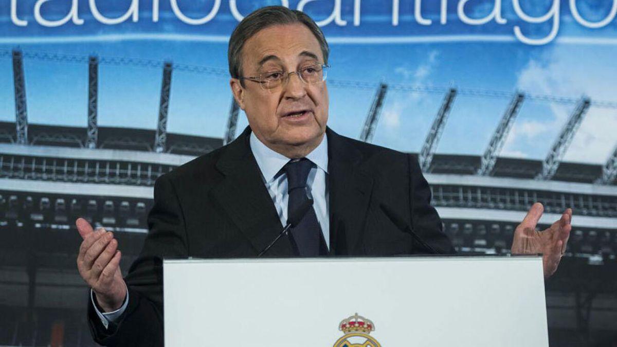 Φλορεντίνο Πέρεθ: «Κάνουμε τη Super League για να σώσουμε το ποδόσφαιρο»