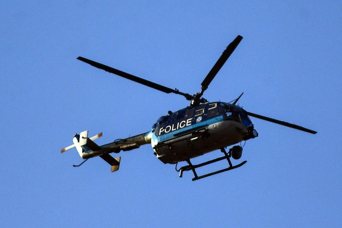 Μέτρα για το Πάσχα: Drones και ελικόπτερα για την επιτήρηση της κυκλοφορίας