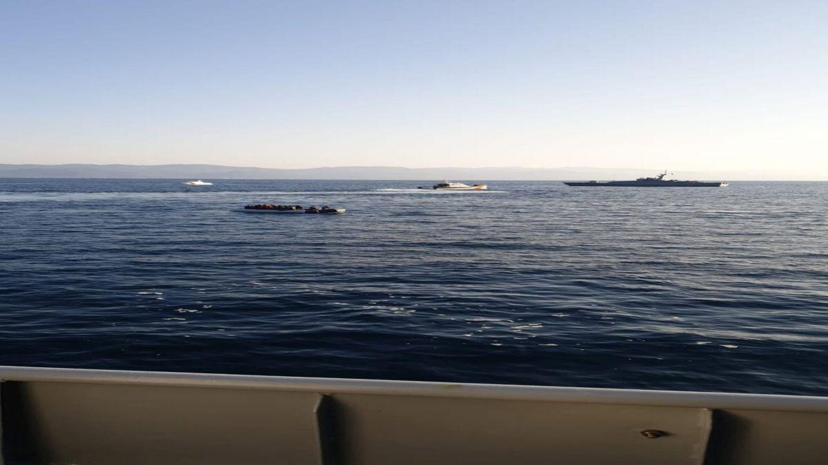 Λέσβος: Τουλάχιστον έξι τα περιστατικά με τα τουρκικά σκάφη [vid]