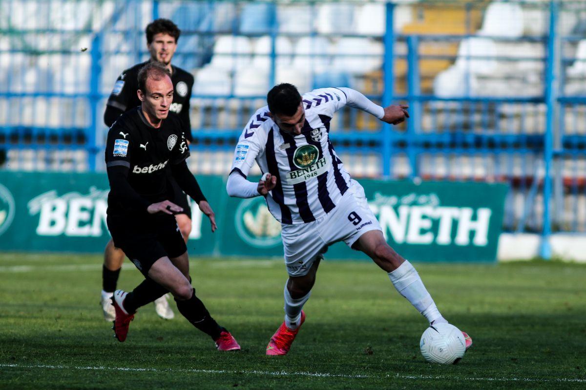 Απόλλων Σμύρνης - ΟΦΗ: 0-0
