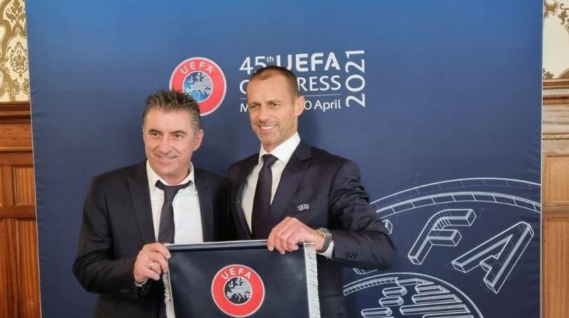 Μητσοτάκης και Ζαγοράκης τάχθηκαν είναι αντίθετοι για τη δημιουργία της European Super League