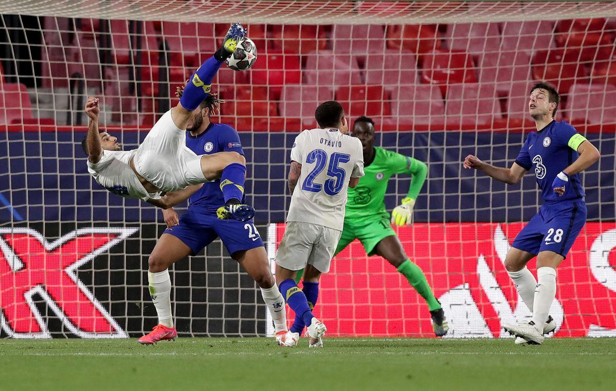 Champions League: Τσέλσι - Πόρτο 0-1