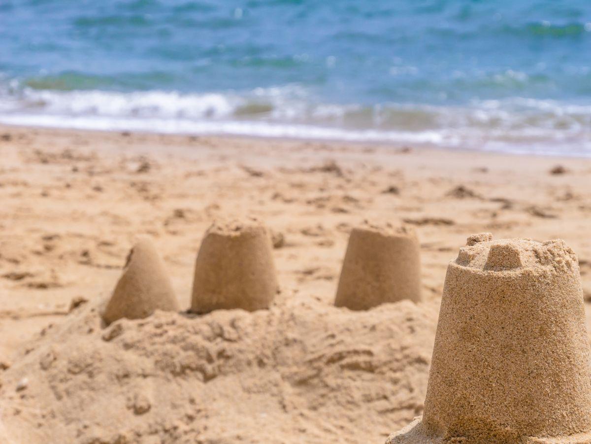 Κάστρο άμμος