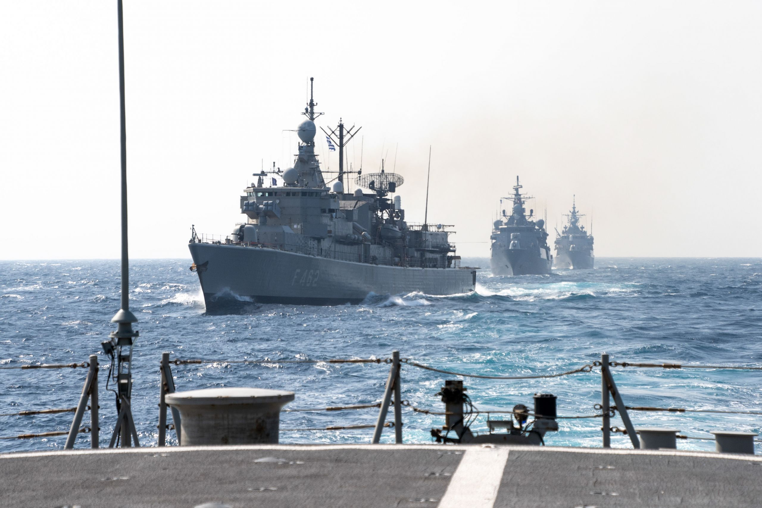 Συναγερμός στο Πολεμικό Ναυτικό