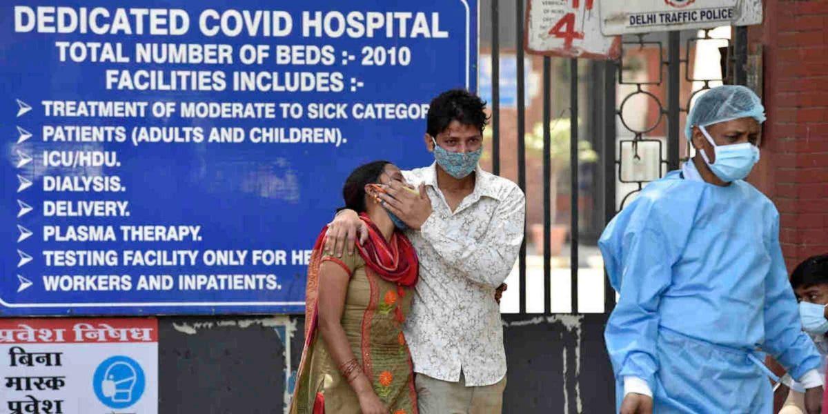 Ινδία κορωνοϊός: Νέο τραγικό ρεκόρ θανάτων