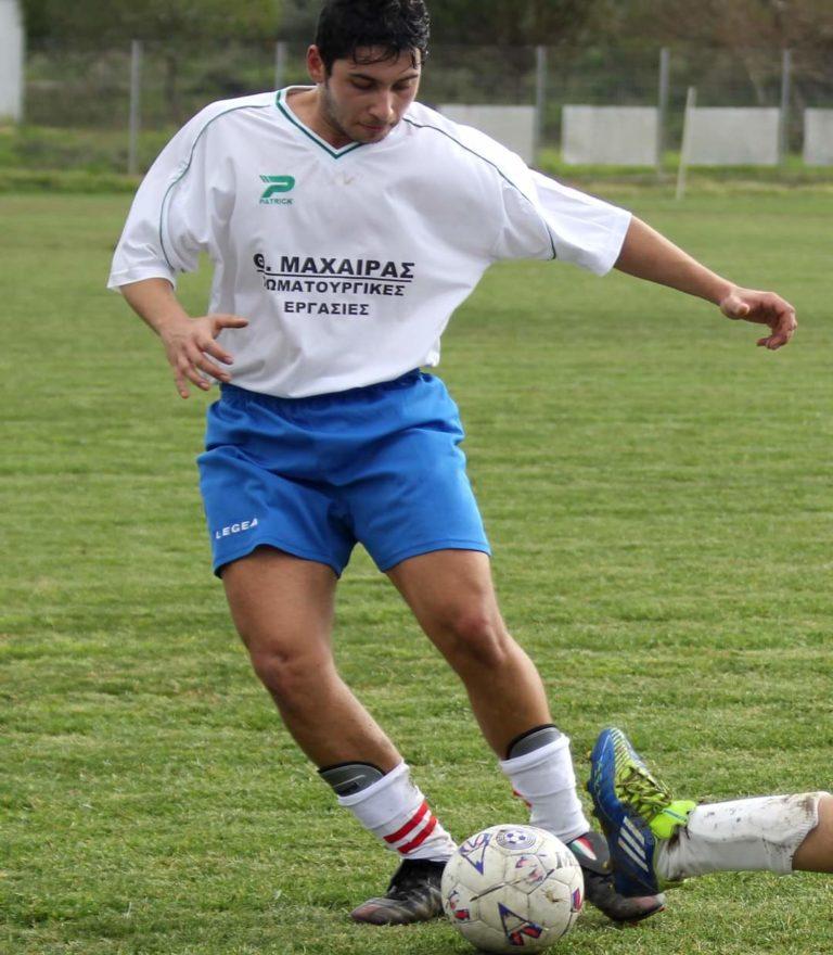 Τραγωδία στην Ηλεία: Ο 31χρονος Κώστας έπαιζε ποδόσφαιρο στις τοπικές κατηγορίες