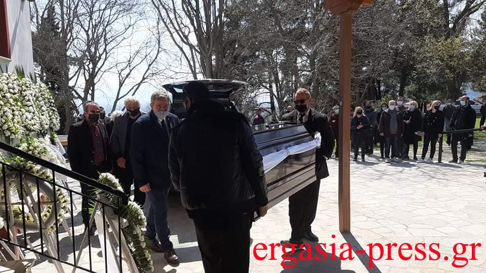 Κηδεία Καραϊβάζ: Το «αντίο» στον δολοφονημένο δημοσιογράφο