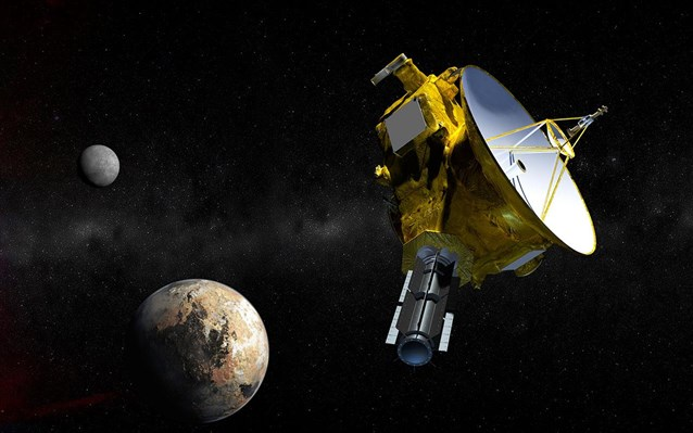 New Horizons: Φωτογράφισε το «ξαδελφάκι» του Voyager 1