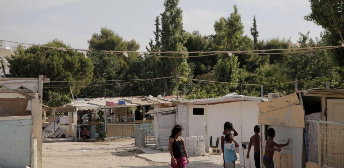 Νομισματοκοπείο: Έκτακτα μέτρα για τον οικισμό Ρομά