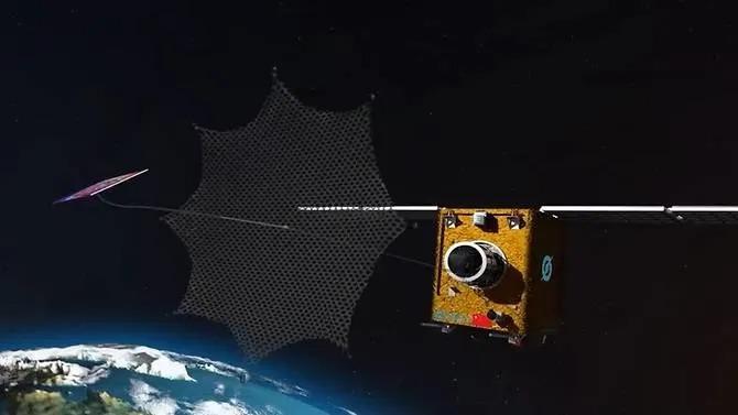 Κίνα διάστημα: Νέα πρωτότυπη απόστολή με ρομπότ που θα μαζεύει διαστημικά σκουπίδια