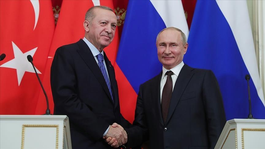 Ερντογάν Πούτιν: Τι συζήτησαν στην επικοινωνία τους