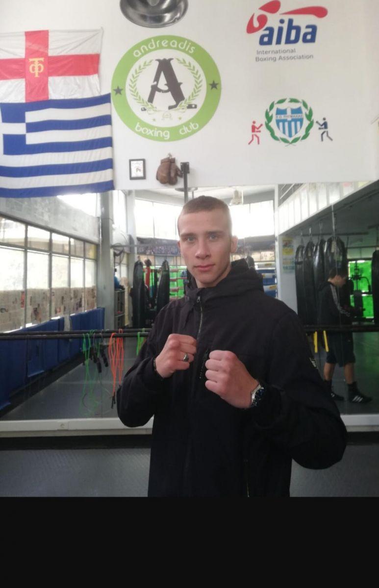Νικόλας Αντωνόπουλος: Συμμετέχει στο Παγκόσμιο Πρωτάθλημα Πυγμαχίας Νέων