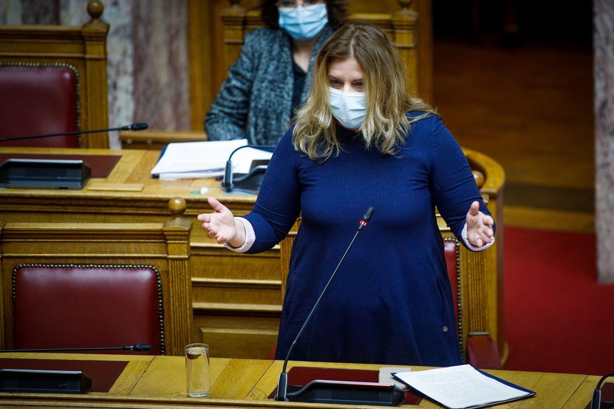 Μαρία Συρεγγέλα