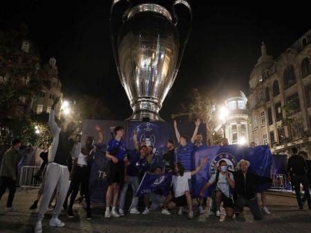 Τσέλσι Champions League