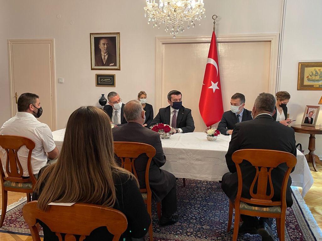 Γιαβούζ Σελίμ Κιράν: «Δεν γίνονται αποδεκτές οι πιέσεις στους ομογενείς μας»