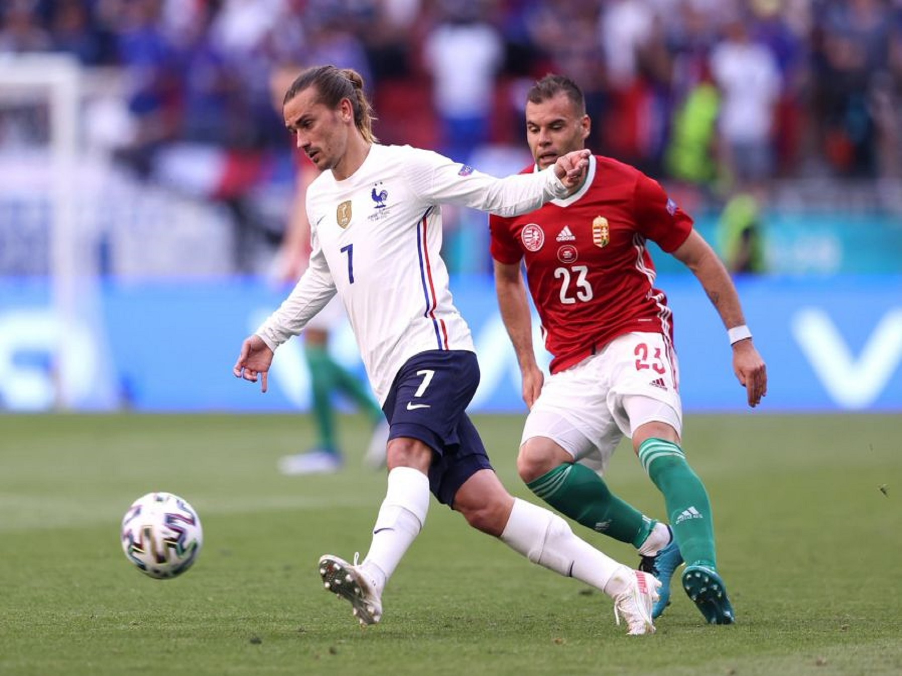 Oυγγαρία – Γαλλία 1-1
