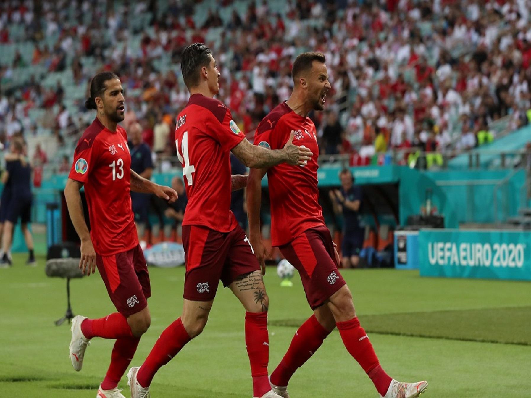 Ελβετία - Τουρκία 3-1