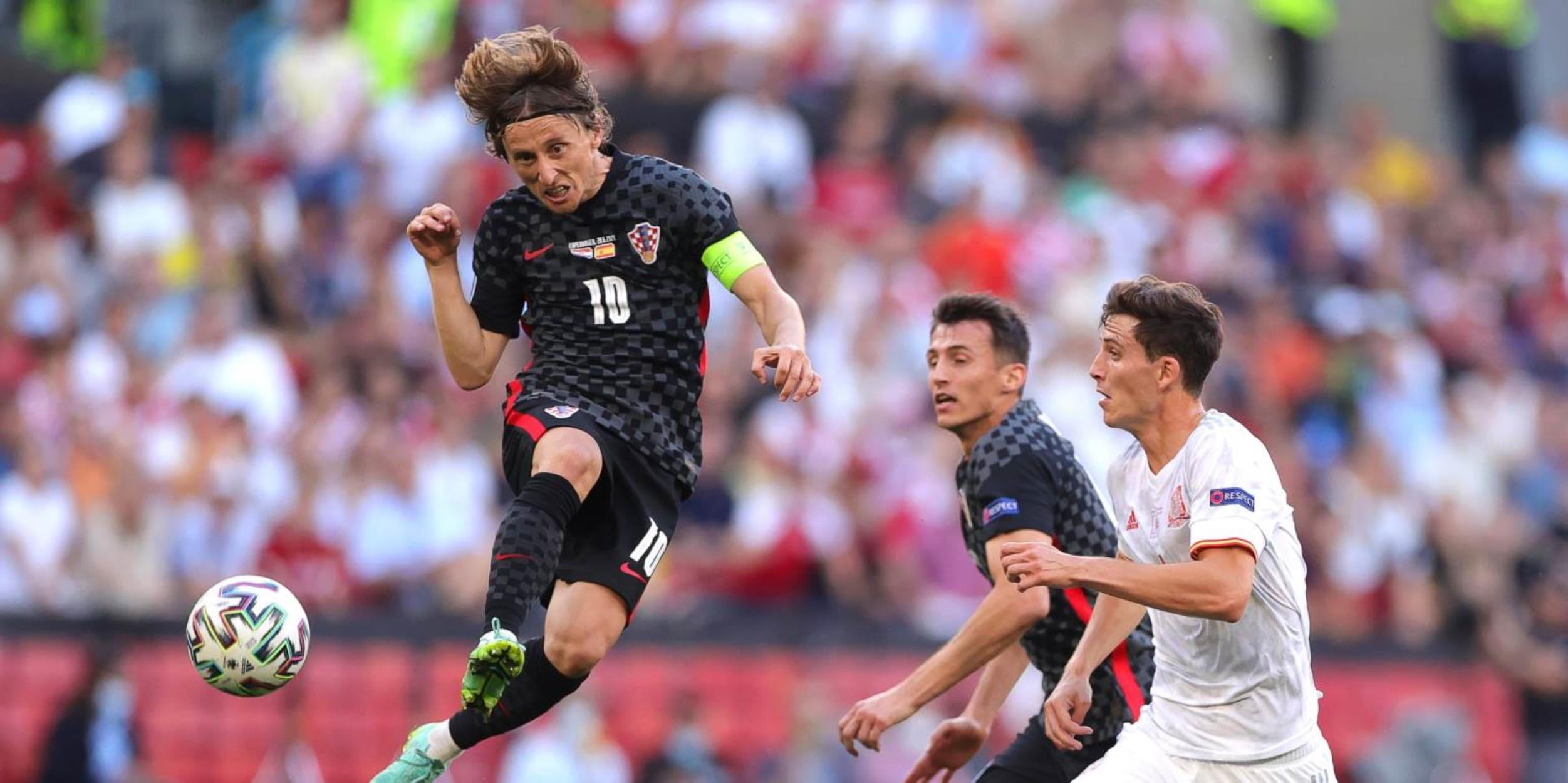 Κροατία - Ισπανία 3-5