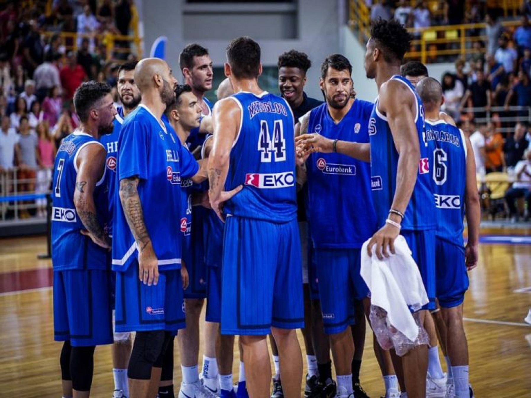 Ελλάδα - Σερβία 64-75