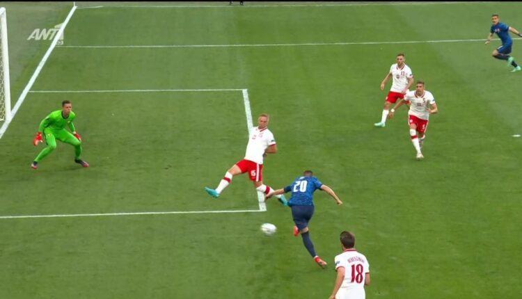 Πολωνία Σλοβακία 0-1
