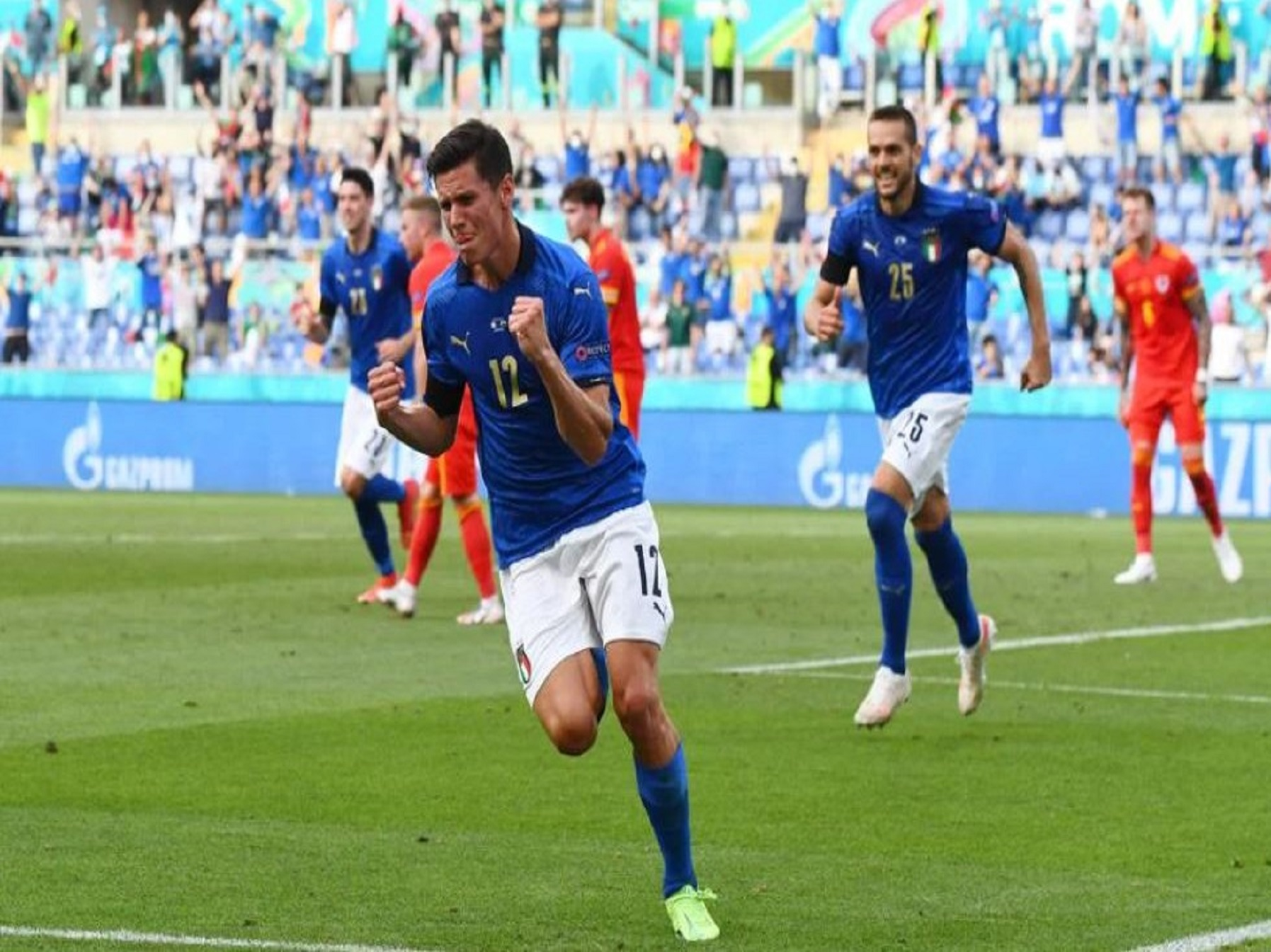 Ιταλία - Ουαλία 1-0