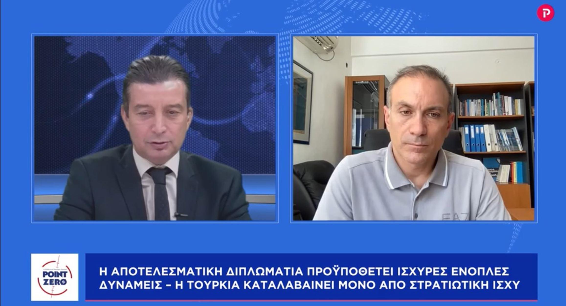 Κωνσταντίνος Φίλης στο pagenews.gr:
