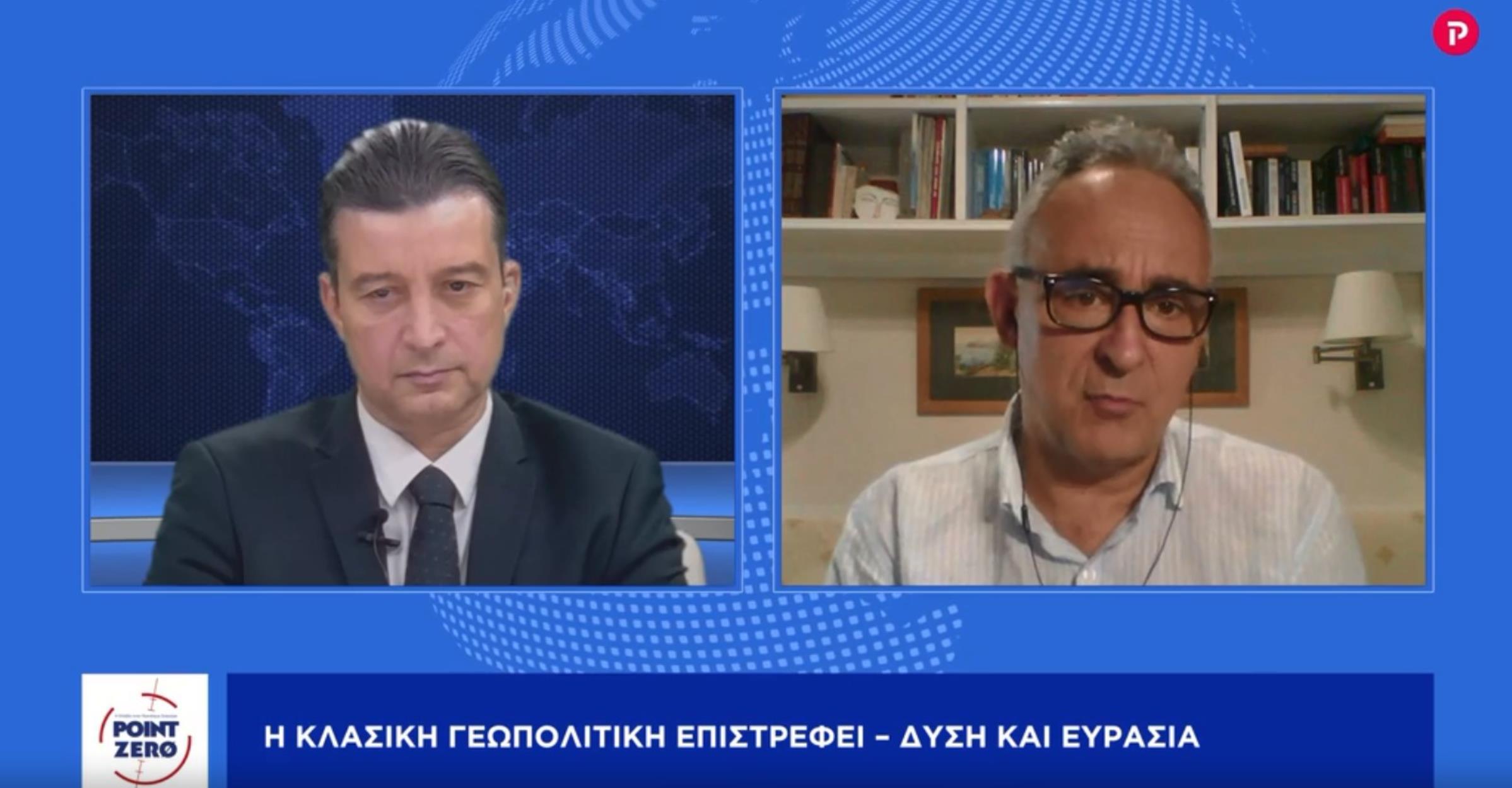 Κωνσταντίνος Γρίβας στο pagenews.gr