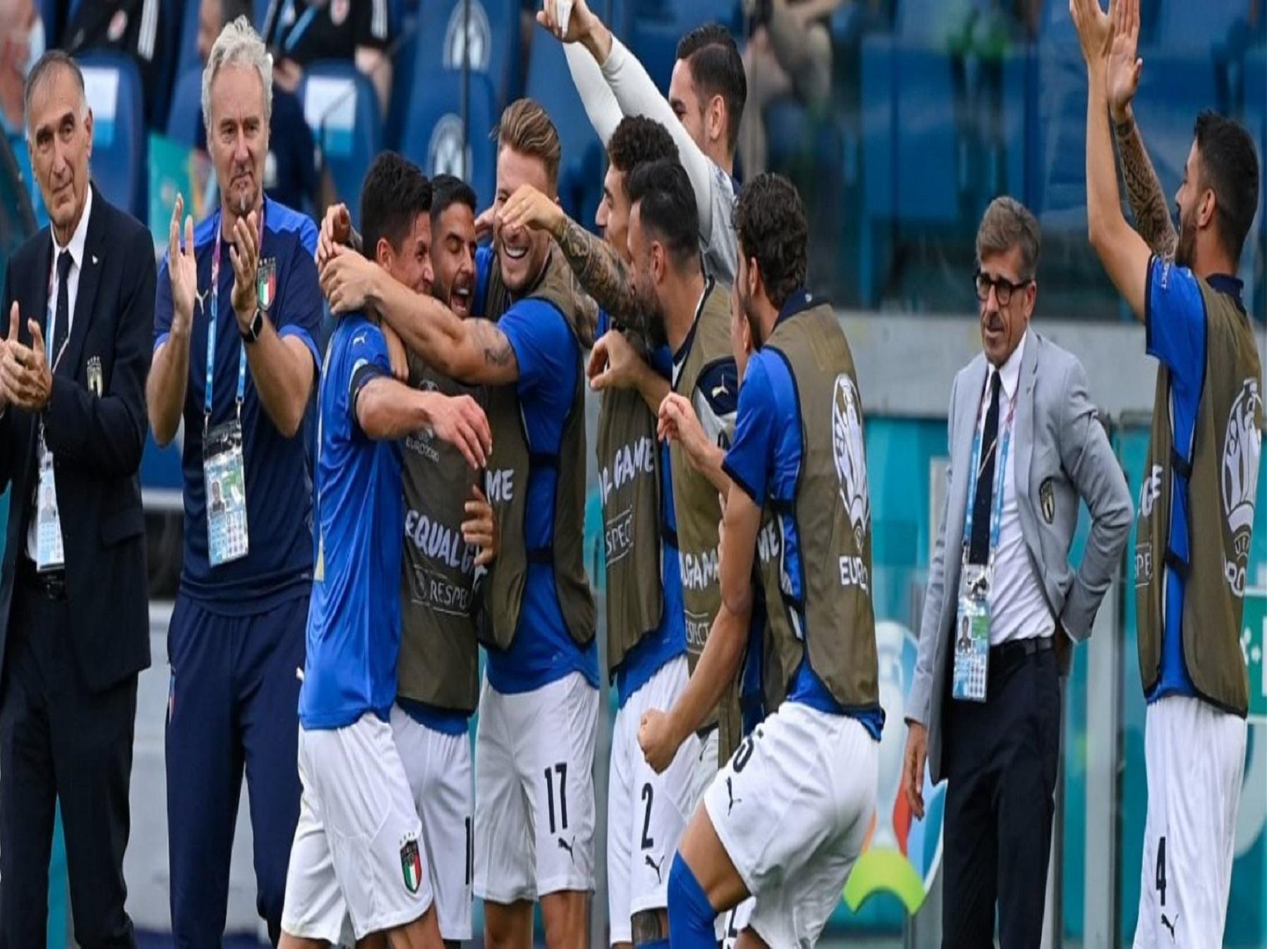Ιταλία - Αγγλία