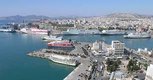 Πειραιάς Λιμάνι