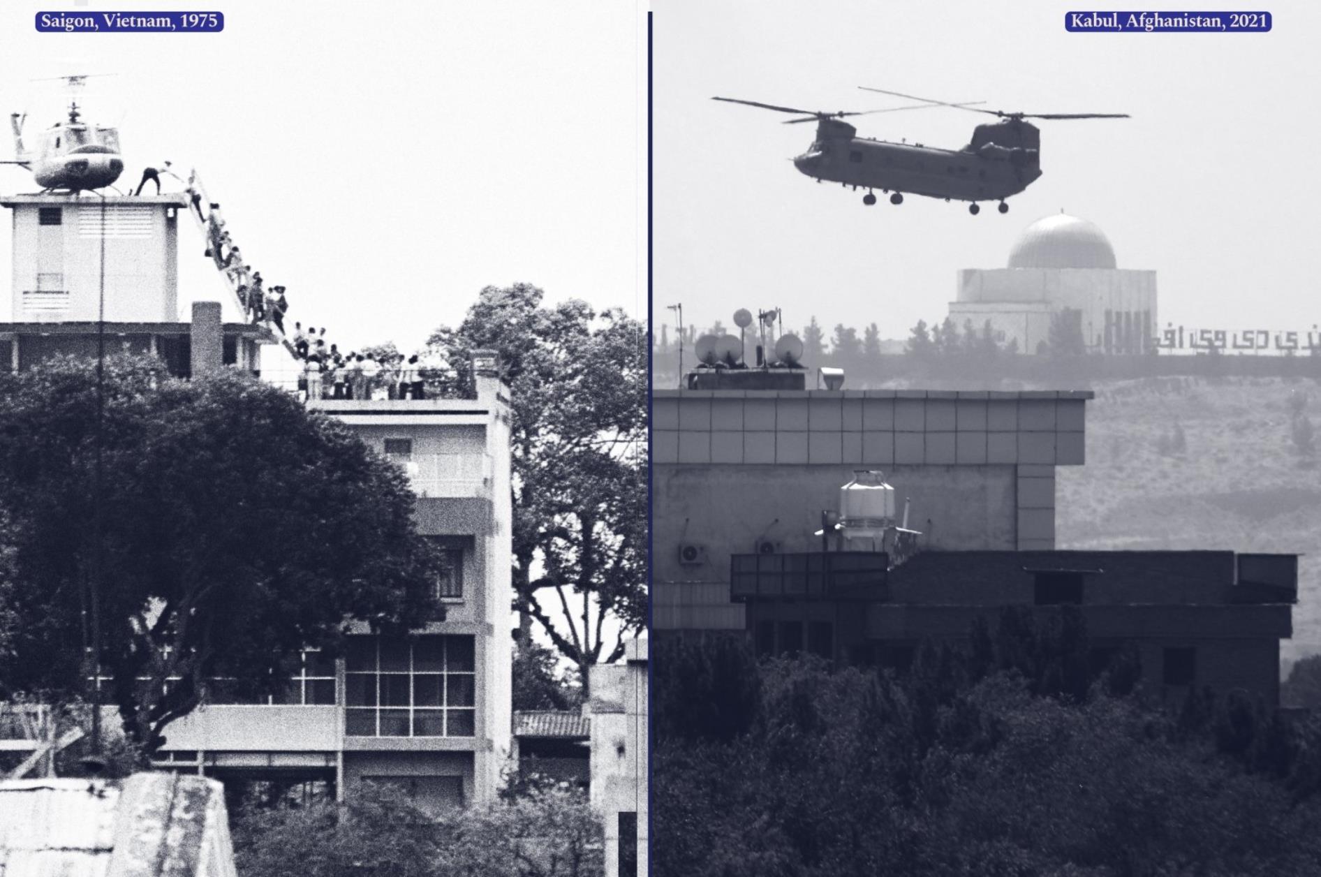 Βιετνάμ τότε - Αφγανιστάν τώρα
