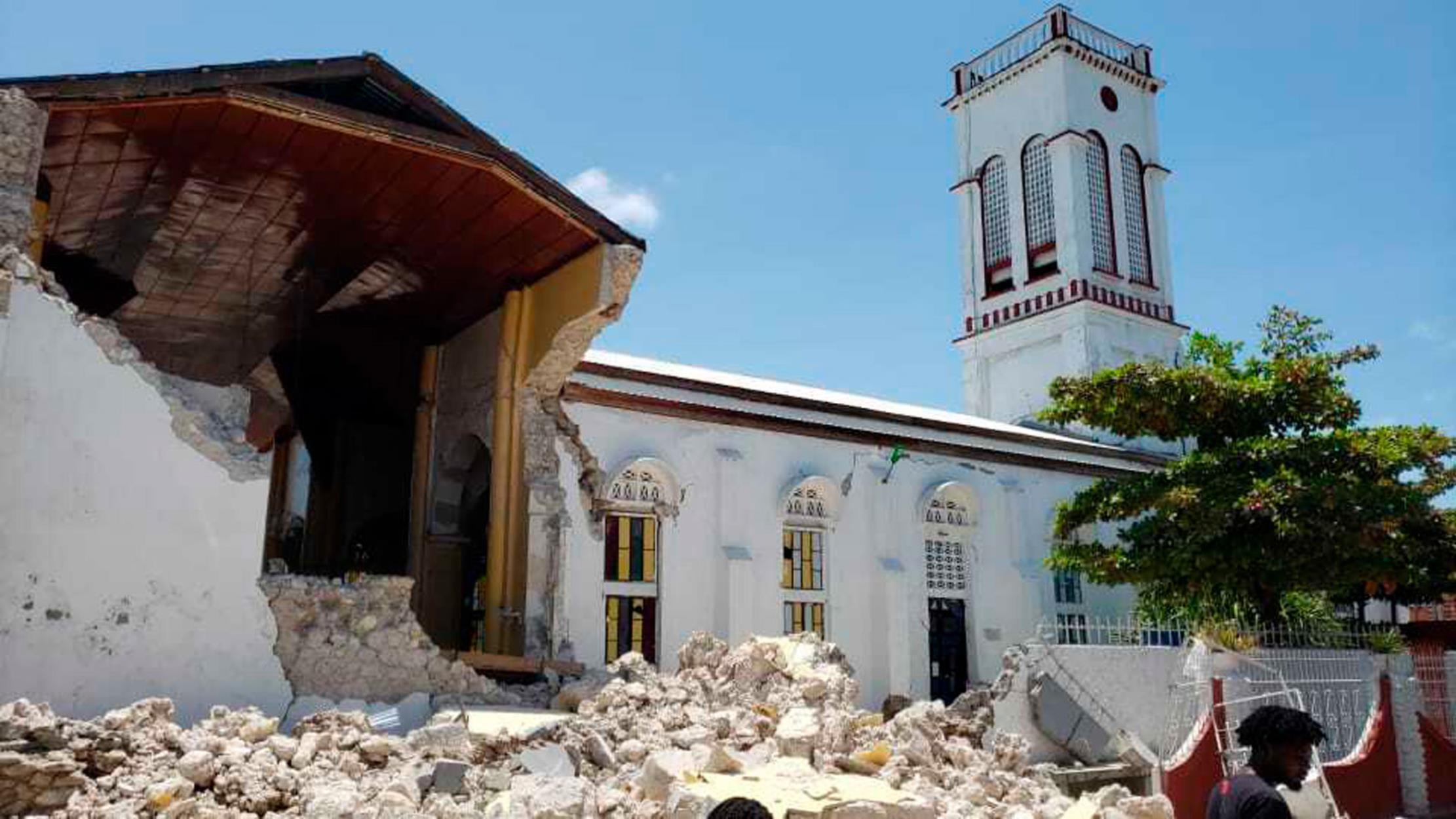Λέκκας για σεισμό στην Αϊτή