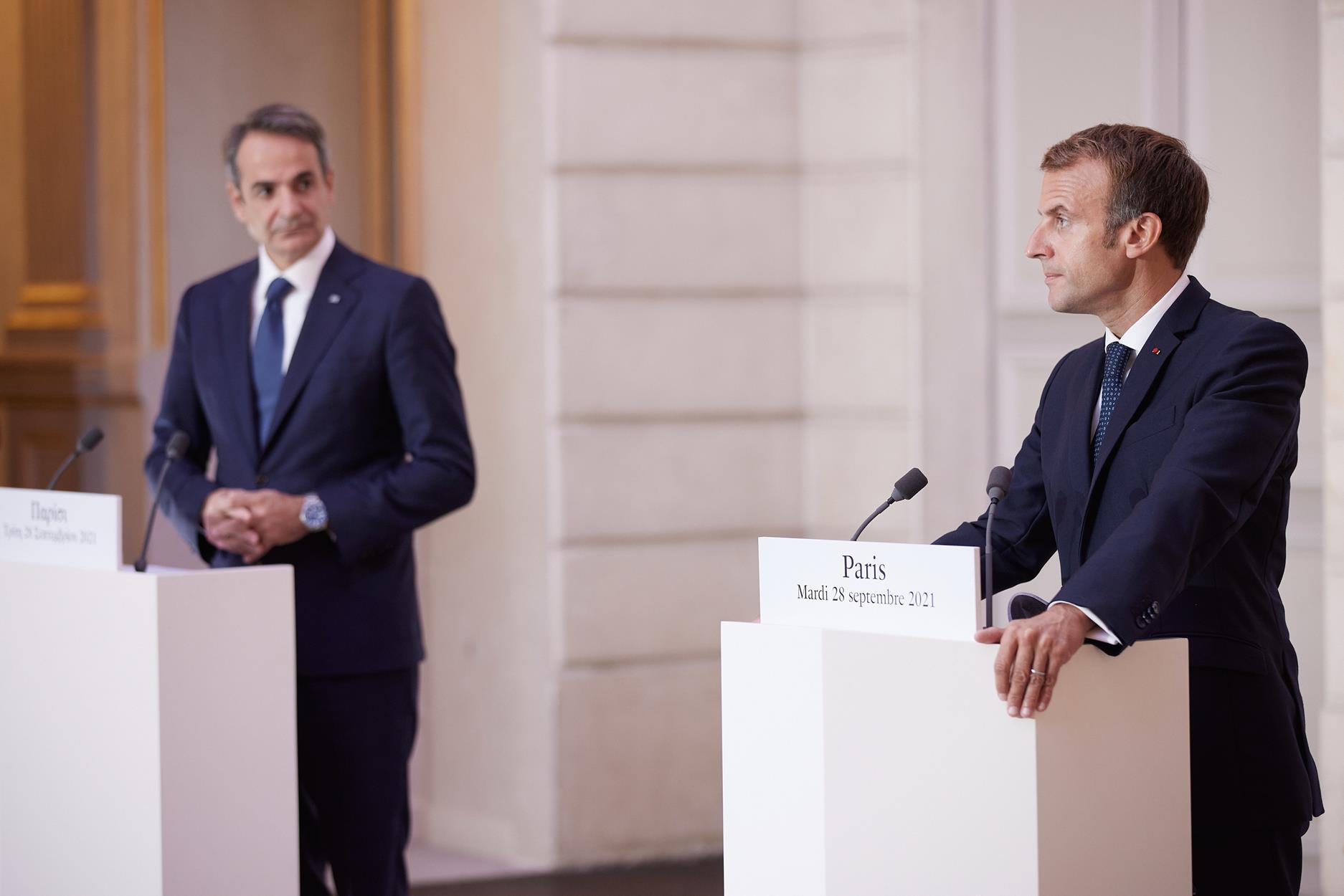 Αμυντική συμφωνία Ελλάδας - Γαλλίας