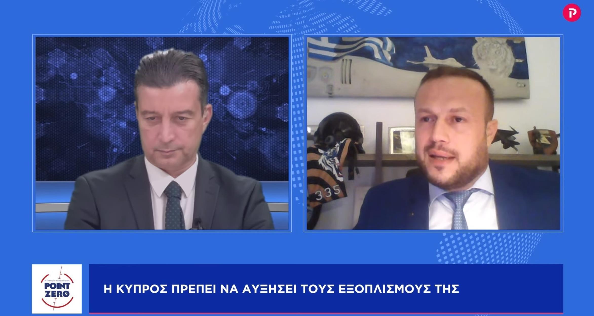 Ο Στέφανος Καραβίδας στο pagenews.gr