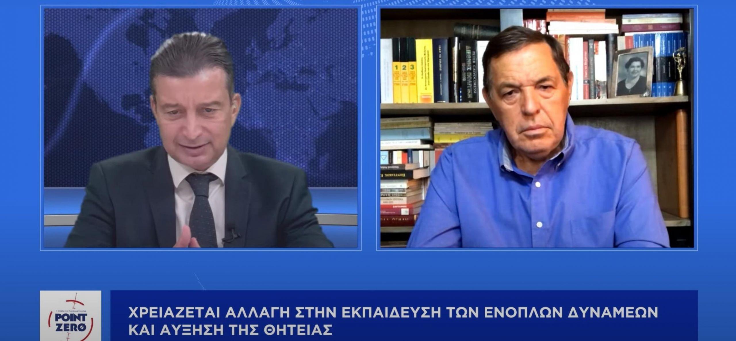 Φραγκούλης Φράγκος στο pagenews.gr