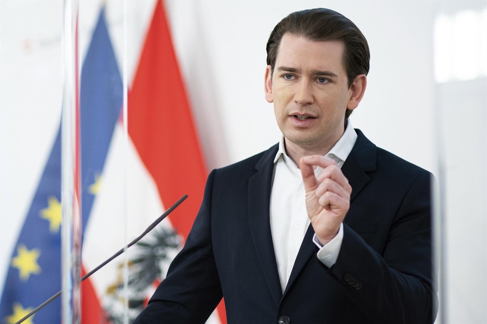 Σκάνδαλο διαφθοράς στην Αυστρία