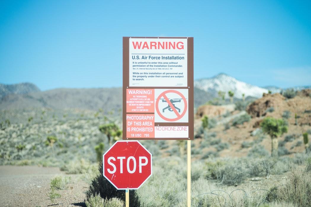 Απαγορευμένα μέρη